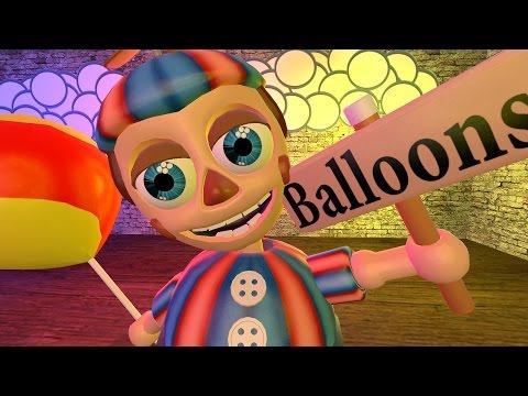 [SFM FNAF] Bad Balloon Boy