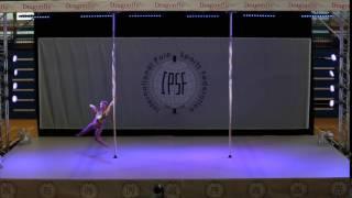 RUZENKA KUNSTYROVA - Women - Prelim - World Pole Sports Championships  2015