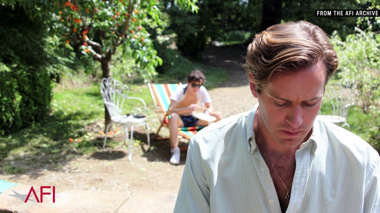 WATCH CALL ME BY YOUR NAME FUIL 2017