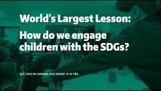 World's Largest Lesson | HundrED Sustainability Spotlight