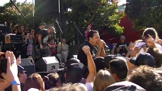 No Use for a Name & Friends at Thee Parkside Outdoors, SF, CA 8/23/15