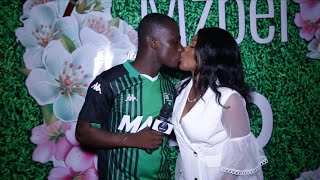 Mzbel's 40th Birthday Party With The Stars... The Party Was Lit