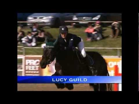British Showjumping 2011 Best Rider Under 21yrs (On Horses) of the Year.avi