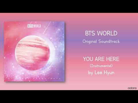 Lee Hyun - You Are Here (BTS World Original Soundtrack) [Instrumental]