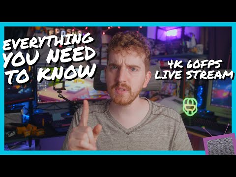 Will A 4K Live Stream Propel You To The TOP?! - 4K Streaming Requirements [How To Stream 4k]