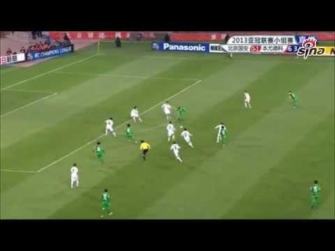 [AFC Champions League Group G] China Beijing Guoan FC vs Uzbekistan Bunyodkor FC 0:1