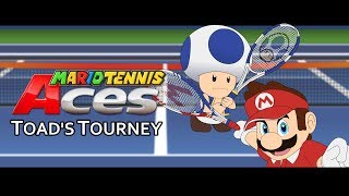 Mario Tennis Aces - Toad