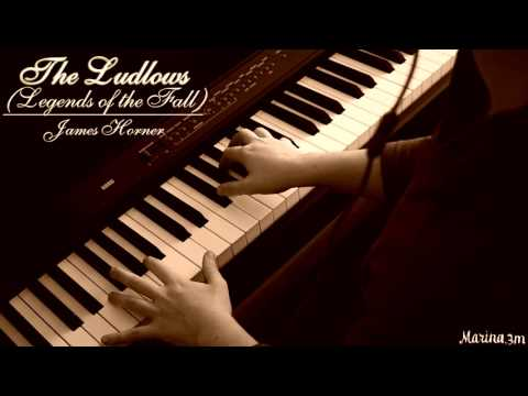 THE LUDLOWS - LEGENDS OF THE FALL (James Horner) Piano Cover