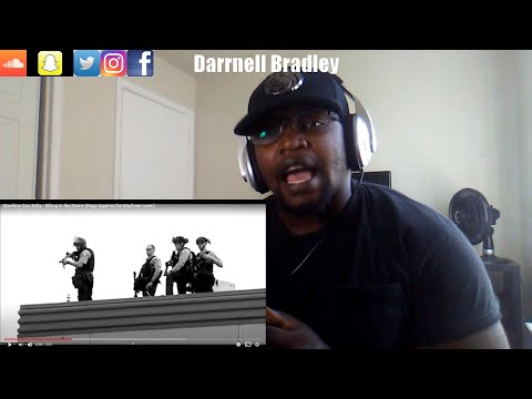 Machine Gun Kelly – Killing in the Name (Rage Against the Machine cover) DB Reaction/Events opinion