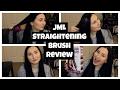 JML Straightening Brush Review
