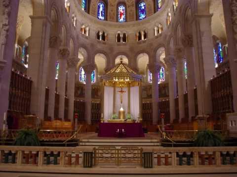Saint Anne De Beaupre Basilica Of Quebec City