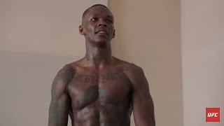 COMPARING ISRAEL ADESANYA CHEST TO OTHER UFC FIGHTERS *GYNO* *NIPPLE*