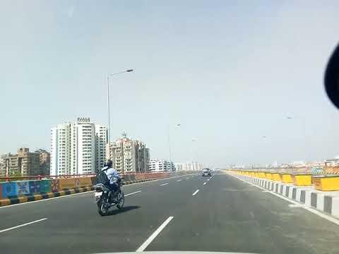 Delhi to Raj Nagar Extension, Ghaziabad through elevated road (longest elevated road of India)