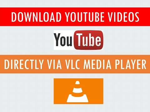 how to stream and  download youtube videos using vlc media player. Live stream too !!!