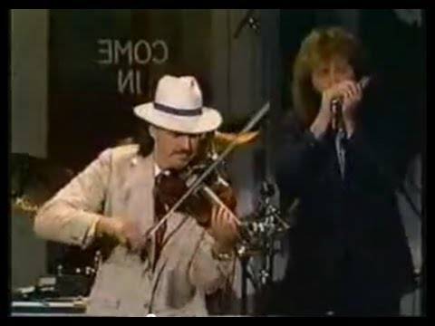 """Mark O'Connor - """"Orange Blossom Special"""" at its best! (American Music Shop Band)"""