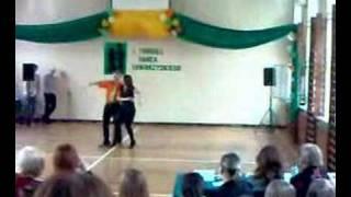 Ponczo - po prostu taniec z gwiazdami w XXI LO part:4