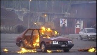 Så mycket tål en Saab 9000i