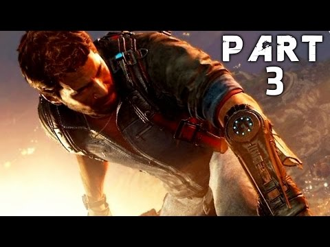 Just Cause 3 Walkthrough Gameplay Part 3 - Liberation - Campaign Mission 3 (PS4 Xbox One)