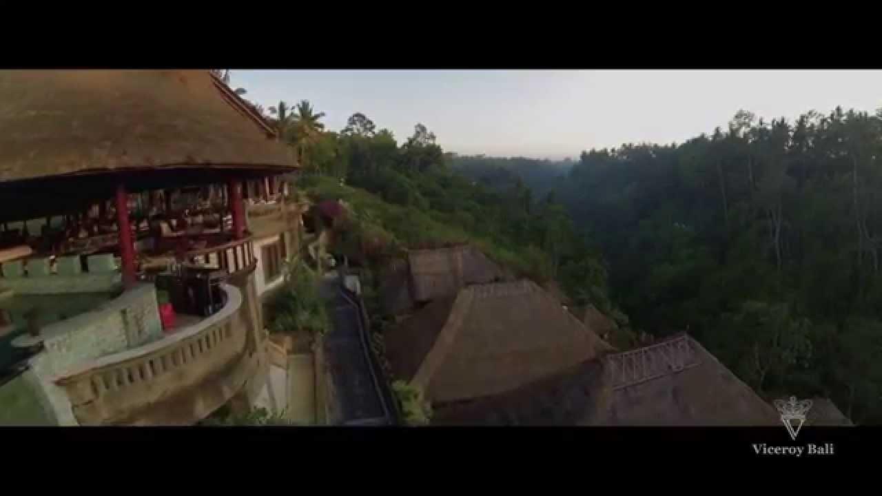 Viceroy Bali - Aerial Video