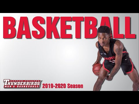 2019 Casper College Men's Basketball - Casper vs. Miles Community College