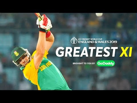 Jacques Kallis Chooses His GoDaddy Greatest XI   ICC Cricket World Cup 2019