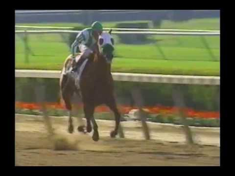 2001 Belmont Stakes - Point Given : Full Broadcast