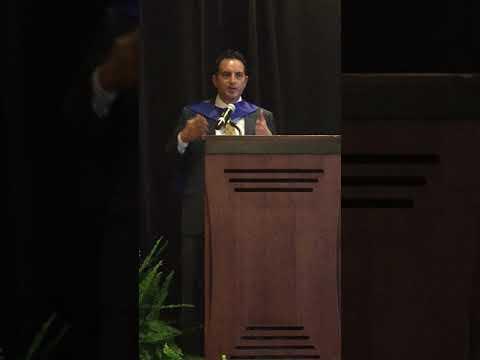 Integrative Medicine Graduation Speech on the Future of Health Care
