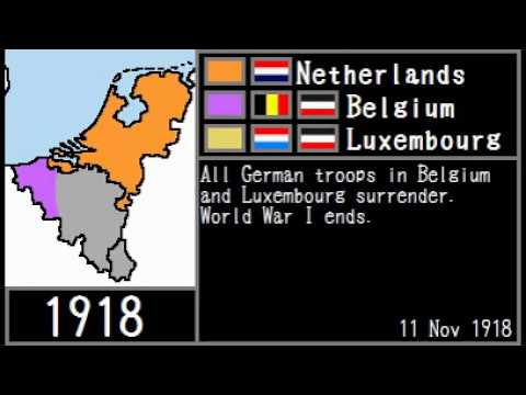 The Low Countries (1815-Present)