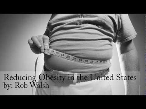 Reducing Obesity in the United States