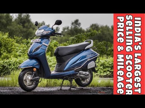 Honda Activa 5G | India's Best Selling Scooter | Price | Mileage | Specification | Tamil