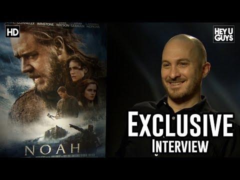 Darren Aronofsky - Noah Exclusive Movie Interview