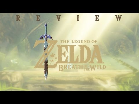 [PAD A WAM] Review - The Legend of Zelda: Breath Of The Wild