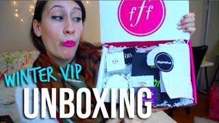 FABFITFUN WINTER 2014! Unboxing | itsLyndsayRae Thumbnail