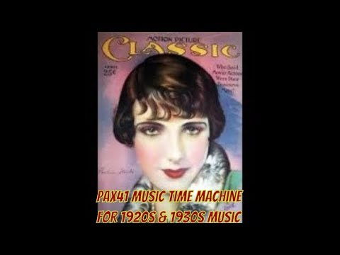 1920's Ladies & Gents with piano - Edith Evans - Freddie Rose - Ruth Etting - Jack Smith