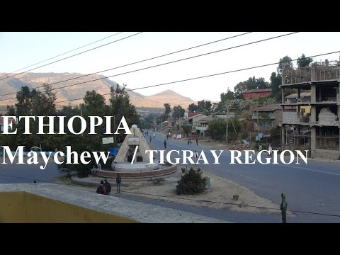 Ethiopia (Maychew Town and Woreda/Tigray) Part 20