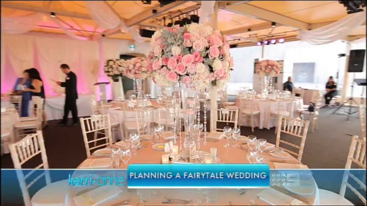 Wedding Planner Sydney: Sydney Wedding Planner Kathy Apostolidis On The Kerri-Anne