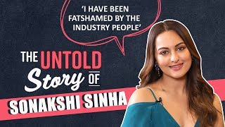 Sonakshi Sinha's SHOCKING Untold Story: Battling bullying, fatshaming and getting replaced in films