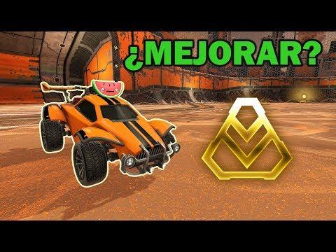 Analizando Errores de Oro (2v2) | Rocket League thumbnail
