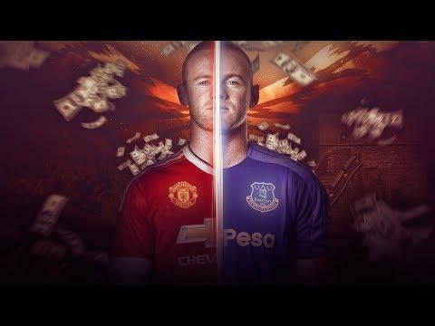 Уэйн Руни. Путь из «Эвертона» в «Манчестер Юнайтед» и обратно – GOAL24