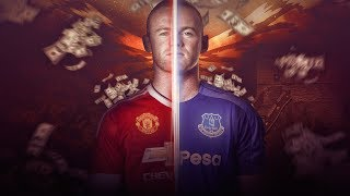 Уэйн Руни. Путь из «Эвертона» в «Манчестер Юнайтед» и обратно - GOAL24