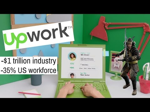 Upwork: The Rise of The Outsourcing & Freelance Giant