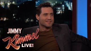 Edgar Ramirez Curses in German