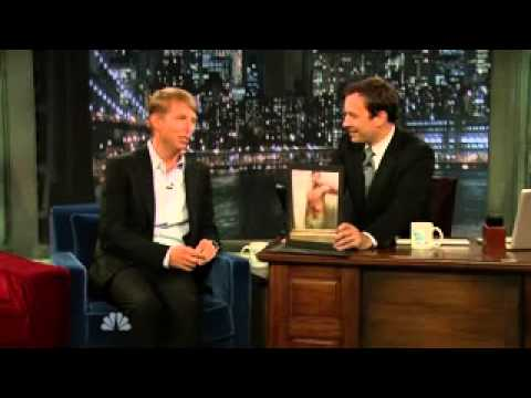 Jack McBrayer on Late Night with Jimmy Fallon