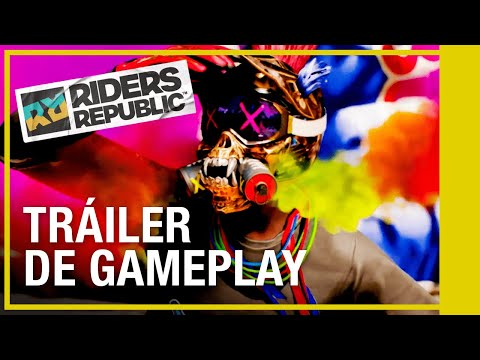 Riders' Republic - Trailer Previo del Juego | Ubisoft Forward 2020