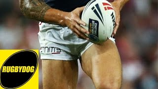 The BIGGEST rugby thighs | Top 10