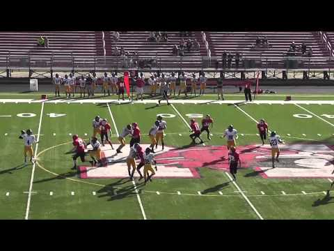 Mike Pusateri #52 Maine South Linebacker Class Of 2017 Freshman Highlights 2013