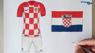 Nike Croatia 2018 World Cup Kit | Art