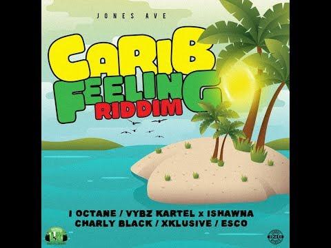 T.A. - Carib Feeling Riddim Mix (Jones Ave Records 2017)   @RIGINALREMIX