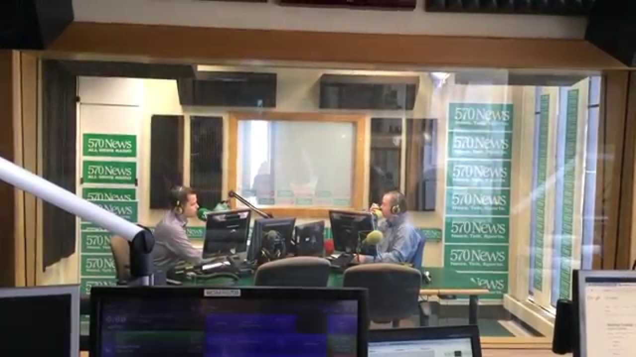 Mayhew Radio Interview With 570 News Part 3