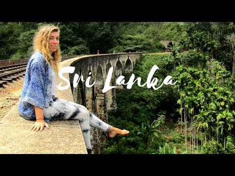Stuck in storms and scorpion in the room | Sri Lanka travel vlog | solo female travel
